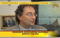"""Il Presidente ANDI a """"Striscia la Notizia"""": """"L'odontoiatria italiana lavora seguendo linee guida scientificamente validate e nel rispetto dei tempi biologici, i costi sono incomprimibili"""""""