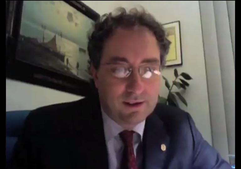 Corsa contro il tempo per approvare il Ddl Fazio e le nuove iniziative in cantiere per ANDI sono i temi toccati dal Presidente Nazionale Gianfranco Prada nel suo videoeditoriale.