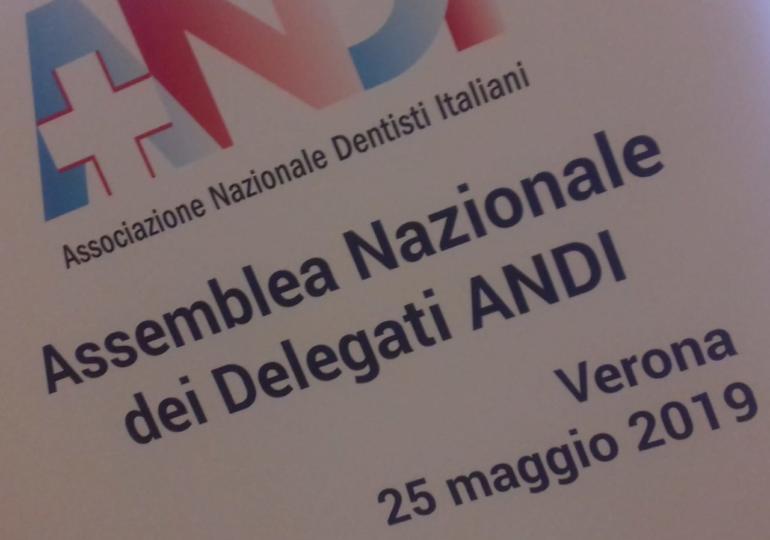 APERTO IL CONSIGLIO NAZIONALE ANDI 2019