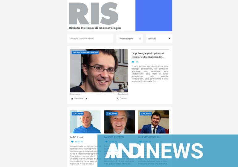 La RIS è online
