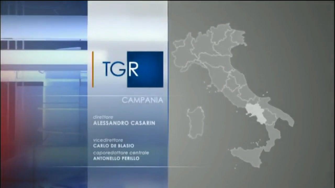RAI TGR CAMPANIA