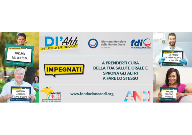 Uniti per la salute orale