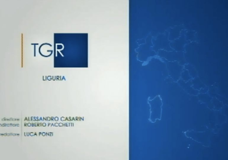 TGR LIGURIA
