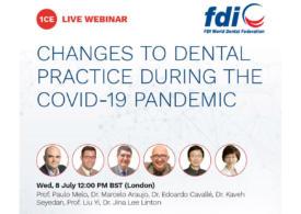 Variazioni nella prassi odontoiatrica durante il COVID