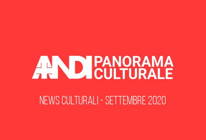 ANDI Panorama Culturale Settembre 2020