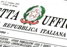 Decreto-Legge 14 gennaio 2021 pubblicato in Gazzetta Ufficiale