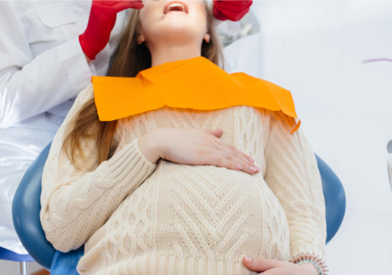 Anestetici locali e raggi X dentali durante la gravidanza