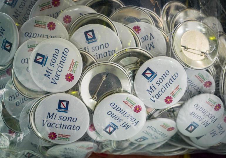 Campania: vaccinazioni agli Odontoiatri e al personale di studio con modalità provinciali diverse