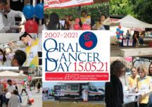 #SAVETHEDATE: il 15 maggio 2021 torna l'Oral Cancer Day