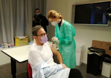 A fine gennaio partono le vaccinazioni degli Odontoiatri trentini